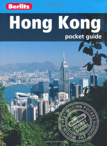 Hong Kong. (Berlitz Pocket Guides)