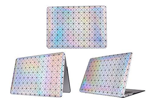 macbook-pro-33-cm-etui-horadeals-jelly-couleur-decoloration-gradiente-treillis-dechecs-en-cuir-soupl