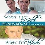 Mile High Romance Box Set: Books 1 & 2   Aria Grace
