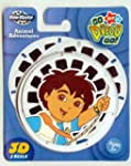 ViewMaster 3D Reels - Go Diego Go 3-p...