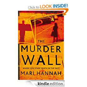The Murder Wall (Kate Daniels Book 1)