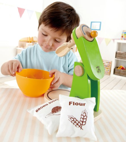 Hape - Playfully Delicious - Mighty Mixer - Play Set