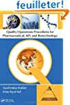 Quality Operations Procedures for Pha...