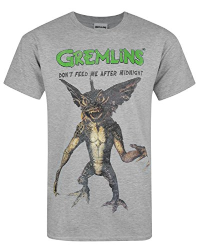 Official Gremlins After Midnight Men's T-Shirt - Sizes from S to XL