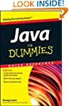 Java For Dummies Quick Reference (For...