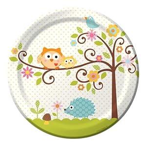 Happi Tree Plates