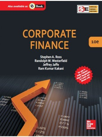 corporate finance ross Case map for ross, westerfield & jaffe: corporate finance (mcgraw-hill) this map was prepared by an experienced editor at hbs publishing, not by a teaching professor.