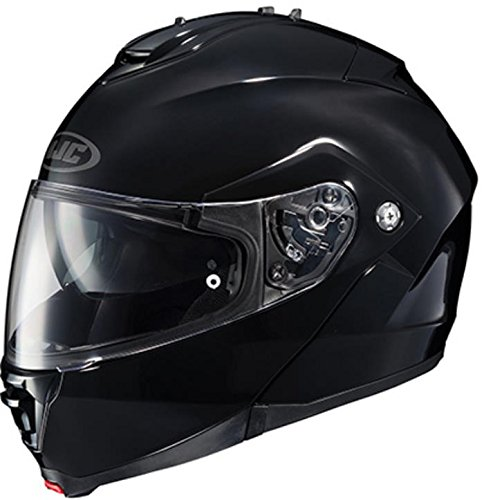 Hjc Is-Max Ii Modular Helmet Gloss Black (2Xl)