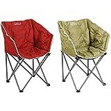 Quest Traveller Kent Wrap Around Chair (Paprika)