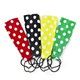 Alice White Dot Head Hair Band (4 Colors) ~ Alice