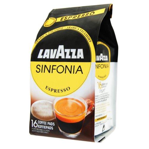 Find Lavazza Sinfonia Espresso, 16 Coffee Pods - Luigi Lavazza S.p.A.