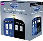 Doctor Who: The Lost TV Episodes: Col...