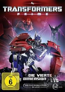 Transformers Prime, Folge 4 - Die vierte Dimension