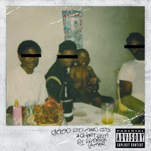 Good Kid Madd City by Kendrick Lamar