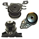 #M324 A5304 A5292 A5293 01-07 Ford Escape Transmission Engine Motor Mount Set 01 02 03 04 05 06 07