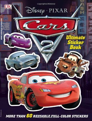 Cars 2: Ultimate Sticker Book