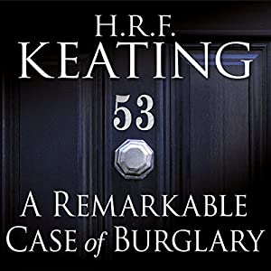 A Remarkable Case of Burglary Audiobook