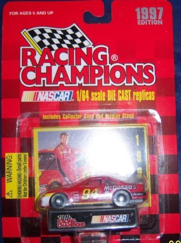 1997 Racing Champions # 94 Bill Elliott 1/64 scale