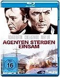 DVD Cover 'Agenten sterben einsam [Blu-ray]