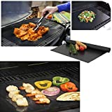 Non-stick BBQ Grill Mat Barbecue Baking Surface Hot Plate Cooking Sheet