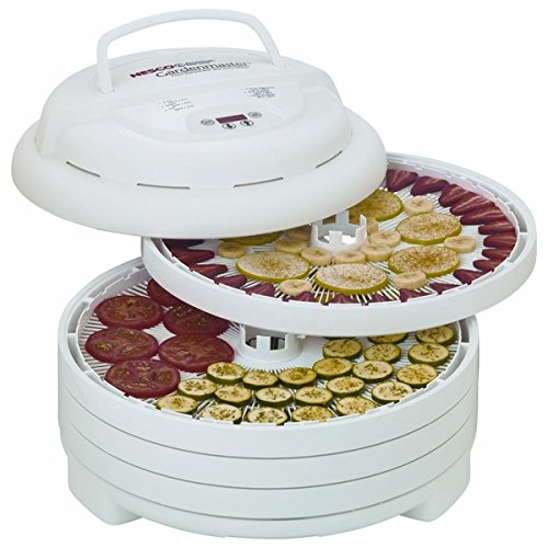 FD-1040 Gardenmaster Digital Pro Food Dehydrator Faster Fruit And Vegetables, Herbs And Flowers, Ganola Or Strips (Flower Dehydrator compare prices)