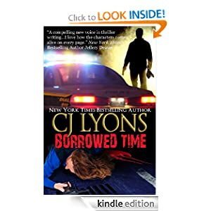 Kindle Daily Deal: Borrowed Time