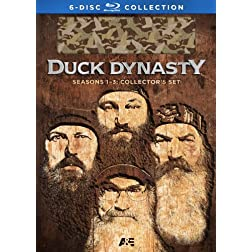 Duck Dynasty: Seasons 1-3 Collectors Set with Limited Edition Duck-Camo Bandana [Blu-ray]