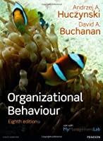 Organizational Behaviour, 8th Edition Front Cover