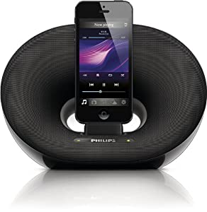 Philips DS3205 Station d'accueil pour iPhone 5/iPod nano 7G/iPod touch 5G 10W