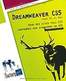 Dreamweaver CS5 pour PC/Mac - Pour des sites full CSS conformes aux standards du W3C