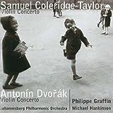 Samuel Coleridge-Taylor - Antonin Dvorak : Concertos pour violon