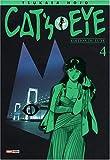 echange, troc Tsukasa Hojo - Cat's Eye, Tome 4 : Edition de luxe