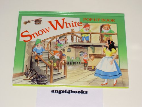 Snow White Pop-up Book, CLARK FULFILLLMENT SYSTEMS