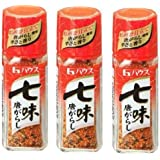 House - Shichimi Togarashi ×3 sets- Japanese Mixed Chili Pepper Shichimi