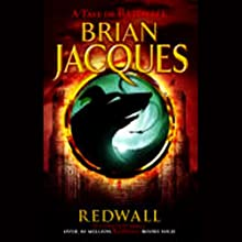 Redwall Audiobook by Brian Jacques Narrated by Stuart Blinder