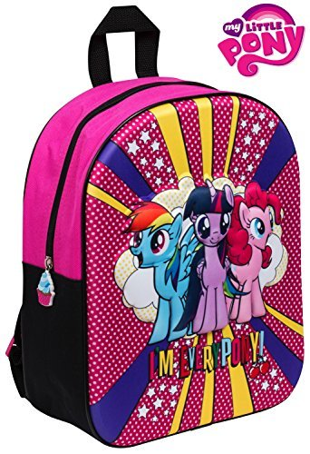 i360® Kids , Zainetto per bambini  multicolore My Little Pony