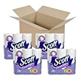 Scott Extra Soft Double Roll Tissue, 9 Count (Pack of 4)