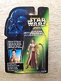 Star Wars - Princess Leia Organa Jabba's Prisoner Figure - Euro Card