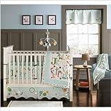 Alphabet 4 Piece Baby Crib Bedding Set by MiGi