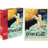 (20x27) Coca Cola Bear 1000 Piece Jigsaw...