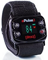 ePulse2 Fitness Heart Rate Monitor Watch and Calorie Counter
