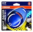 Osram Night Racer Plus 64210NRP-01B H7 12V 55W Single Blister Motorbike Headlight Bulb