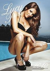 Official Lucy Pinder 2010 Calendar