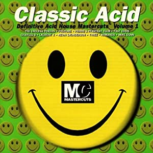classic mastercuts acid house volume 1 by various artists