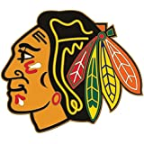 NHL Chicago Blackhawks 43042081 Collector Pin Jewelry Card