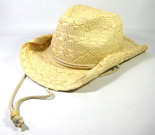 Toyo Cowboy Hat Fashion - Natural Straw Color Alpinestars Umbrella