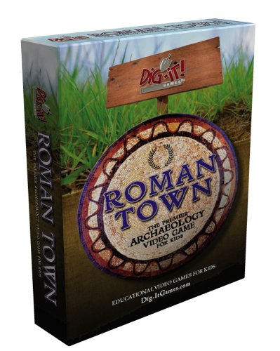 Roman Town: The Premiere Archaeology Computer Game