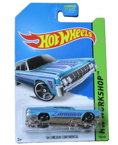 Hot Wheels - HW Workshop 208/250 - '64 Lincoln Continental by Mattel