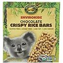 EnviroKidz Organic Koala Crispy Rice Bars, Chocolate, 6-Count Bars, 6 OZ (Pack of 6)
