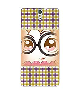 PrintDhaba Cartoon D-4101 Back Case Cover for SONY XPERIA C5 ULTRA (Multi-Coloured)